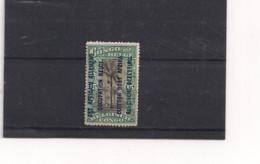 Ruanda Urundi  COB 30 TYPE B * - 1916-22: Mint/hinged