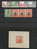 Belgique (ex-colonies) : Timbres Neufs** - Sammlungen