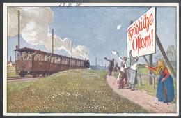Ansichtskarte Ostern  1920 - Easter