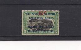 Ruanda Urundi  COB 46 * D:15 - 1916-22: Mint/hinged