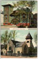 Sacramento  Churches SYNAGOGUE - Jodendom