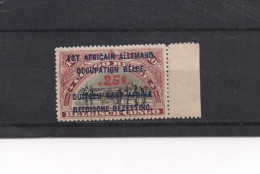 Ruanda Urundi  COB 47 MNH - 1916-22: Mint/hinged