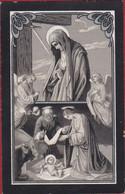 Josephus Geyskens Mathildis Alaerts Testelt Lithographie Silverprint Zilverdruk Bidprentje Doodsprentje Image Mortuaire - Devotion Images