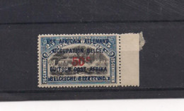 Ruanda Urundi  COB 49 MNH - 1916-22: Mint/hinged