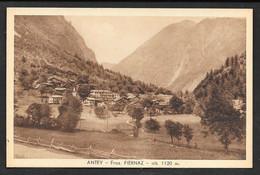 ANTEY FRAZ. FIERNAZ NON VG. AOSTA N° B474 F./PICCOLO - Autres Villes