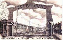 CP Semi Moderne Camp Bertrand Né Chateauroux  Napoleon 1er Elbe Sainte Hélène  Lutzen Bautzen Aboukir - Sainte-Hélène