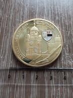 Médaille Le Beffroi De Bergues 1961 En L Etat Sur Les Photos - Other