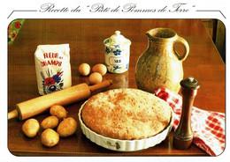 Recette Du Pâté De Pommes De Terre - éditions Tepec - Neuve - Recipes (cooking)