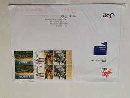 Industrie De La Conserve De Poissons 3139 - Covers & Documents