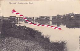 ( 57 ) - NOVEANT Brücke   Carte Allemande 1° Guerre - Other Municipalities