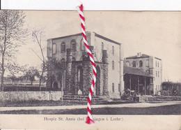 ( 57 ) - INSMINGEN Hospiz Lazarett   CACHET !!! Carte Allemande 1° Guerre - Other Municipalities