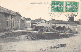 "1909  Bethelainville "" Rue Haute ""    Vers Ciré Les Mello - Verdun"