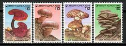 Korea South 1993 Corea / Mushrooms MNH Setas Pilzen Champignons / Cu14731  36-9 - Mushrooms