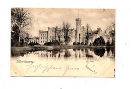 Carte  Sibyllenort Szczofre Chateau Cachet Breslau Sur Germinia - Poland