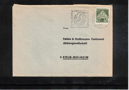 Germany / Deutschland 1966 Cycling 6 Days Race Interesting Cover - Ciclismo
