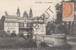 Postkaart-Carte Postale BOUSSU - Château (C653) - Boussu