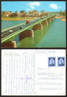 Iraq BAGHDAD Jumhuriya Bridge Nice Stamp  #32757 - Iraq