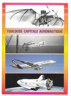 Toulouse 1890-1990 Toulouse Capitale Aéronautique - Toulouse