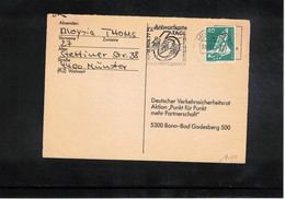 Germany / Deutschland 1977 Cycling 6 Days Race Interesting Postcard - Ciclismo