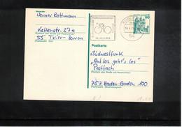 Germany / Deutschland 1979 Cycling International Raiffeisen Round Race Neuwied Interesting Postcard - Ciclismo