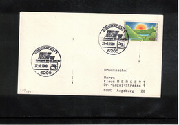 Germany / Deutschland 1980 Cycling Tour De France Interesting Cover - Ciclismo