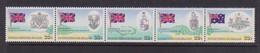 COCOS ( KEELING ) ISLANDS    1980    25th  Anniv  Of  Territorial  States    Strip  Of  5    MNH - Cocos (Keeling) Islands