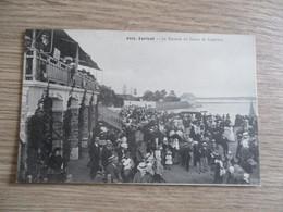 56 LORIENT LA TERRASSE DU CASINO DE LAPERIERE FOULE - Lorient