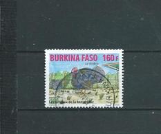Timbre Oblitére Du Burkina Faso 2011 - Burkina Faso (1984-...)
