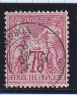 Sage N° 71,cote 10€ ,càd  ( 2105/018) - 1876-1878 Sage (Type I)