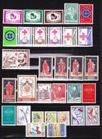 1959** Volledige Jaargang:31 Zegels Zonder Scharnier.OBP 63,5 Euro. - Full Years