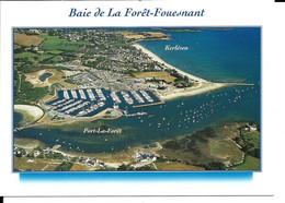 Forêt-Fouesnant - Port La Forêt Et Kerléven -  N°9874 YCA Caoudal éd. - La Forêt-Fouesnant