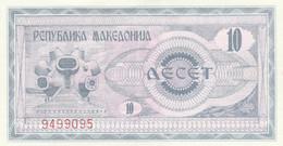 BANCONOTA MACEDONIA UNC (HC1833 - Macedonia