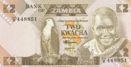 BANCONOTA ZAMBIA 2 UNC (HC1843 - Zambia
