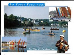 Forêt-Fouesnant - Fête De La Misaine -  N°9859 YCA Caoudal éd. - La Forêt-Fouesnant