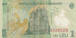 BANCONOTA ROMANIA 1 VF (HC1913 - Romania