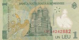 BANCONOTA ROMANIA 1 VF (HC1914 - Romania