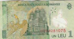 BANCONOTA ROMANIA 1 VF (HC1915 - Romania