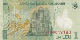 BANCONOTA ROMANIA 1 VF (HC1916 - Romania