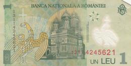 BANCONOTA ROMANIA 1 VF (HC1917 - Romania