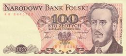 BANCONOTA POLONIA 100 EF (HC1930 - Poland