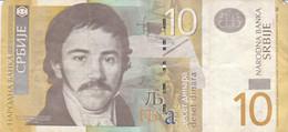 BANCONOTA SERBIA 10 VF (HC2074 - Serbia