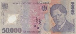 BANCONOTA ROMANIA 50000 VF (HC2081 - Romania