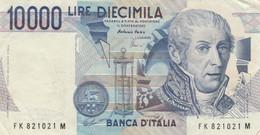 BANCONOTA ITALIA 10000 VF (HC2088 - 10000 Liras