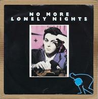 "7"" Single, Paul McCartney - No More Lonely Nights - Disco, Pop"