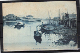 The Rochor River In Singapore ± 1900 (si4-24) - Malaysia