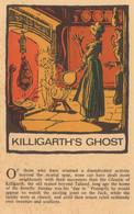 Killigarths Ghost Cornwall Haunted Ghost Story Looe Rare Postcard - Sin Clasificación