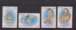 COCOS ( KEELING ) ISLANDS    1980     Operation  Drake    Set  Of  4    MNH - Cocos (Keeling) Islands