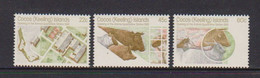 COCOS ( KEELING ) ISLANDS    1981     Opening   Animal  Quarantine    Set  Of  3    MNH - Cocos (Keeling) Islands