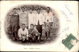 Laos - Notables Laotiens - 1905 - Laos