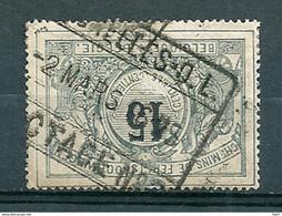 TR 16 Gestempeld BRUXELLES Q.L. FACTAGE N°2 - 1895-1913
